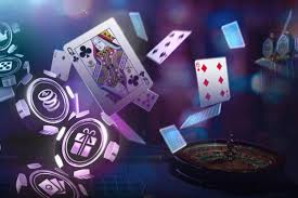 Chip Di Game Poker Domino Online